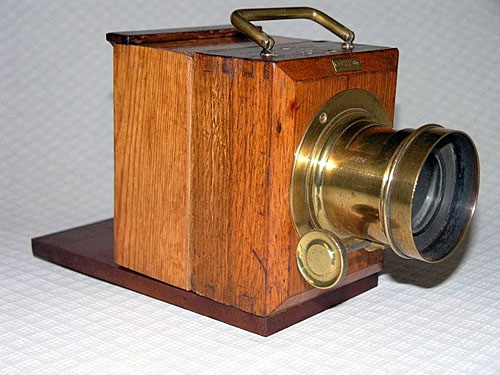 Wood And Brass British Wood And Brass Cameras Before 1914